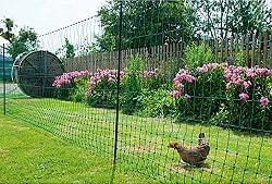 Weidezaun Info - Hühnerzaun / Geflügelnetz nicht elektrisch
